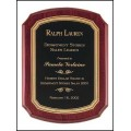 Premium Series Rosewood Plaque
